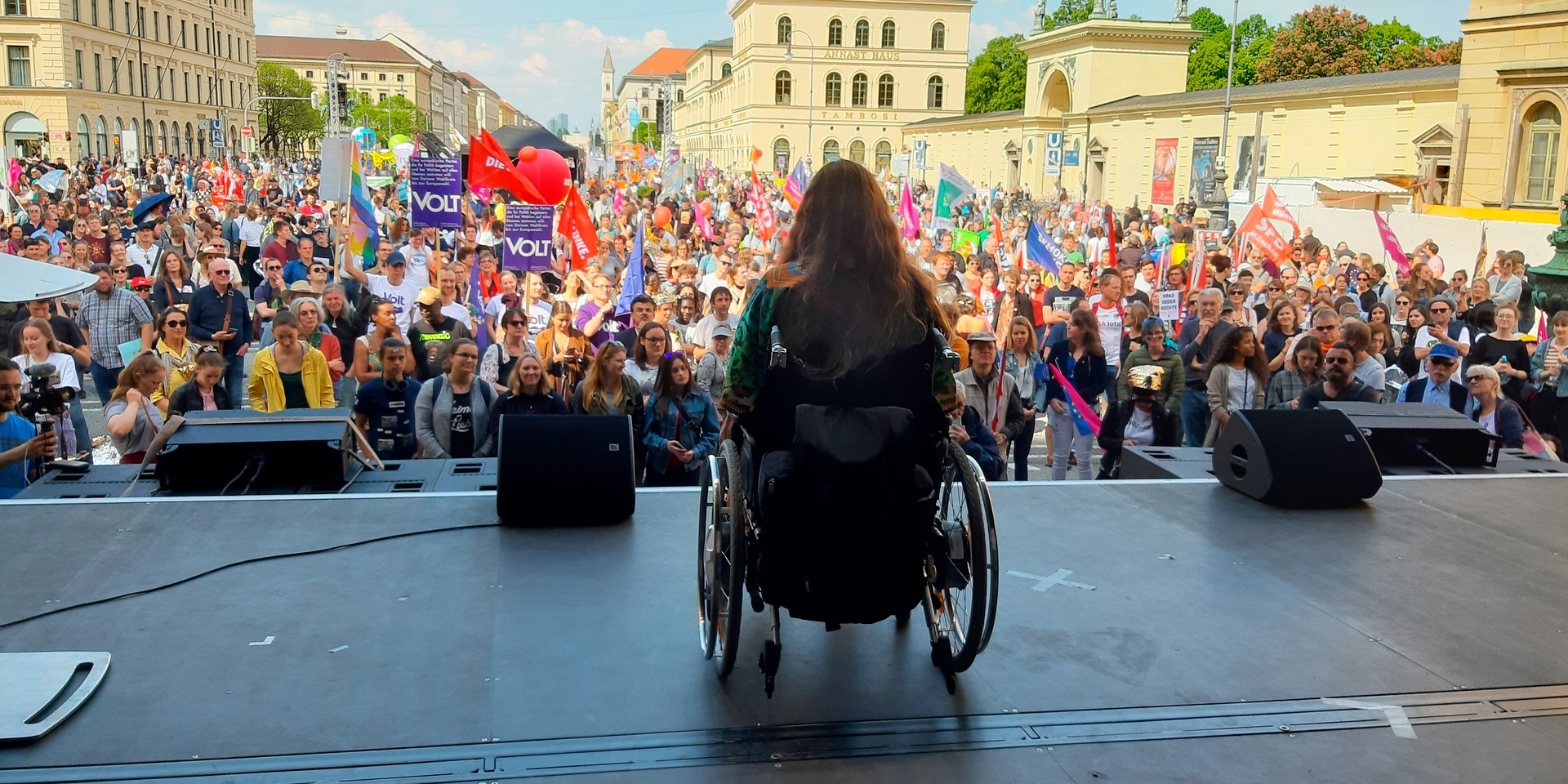 patricia koller - rede bei ein europa für alle