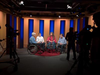 Sendung: Politik mit Behinderung