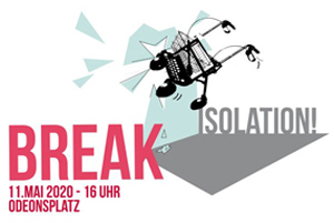 break isolation!