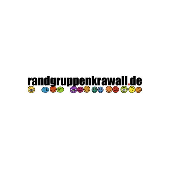 Randgruppenkrawall Logo